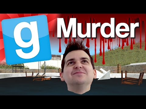 GMod Murder Part 3 - Pool Party