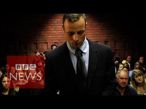 Oscar Pistorius: Guilty of culpable homicide - BBC News