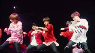 [FULL - VIP & TOP CENTRE VIEW] LOST/SAVE ME/I NEED U || BTS WINGS TOUR SYDNEY 2017