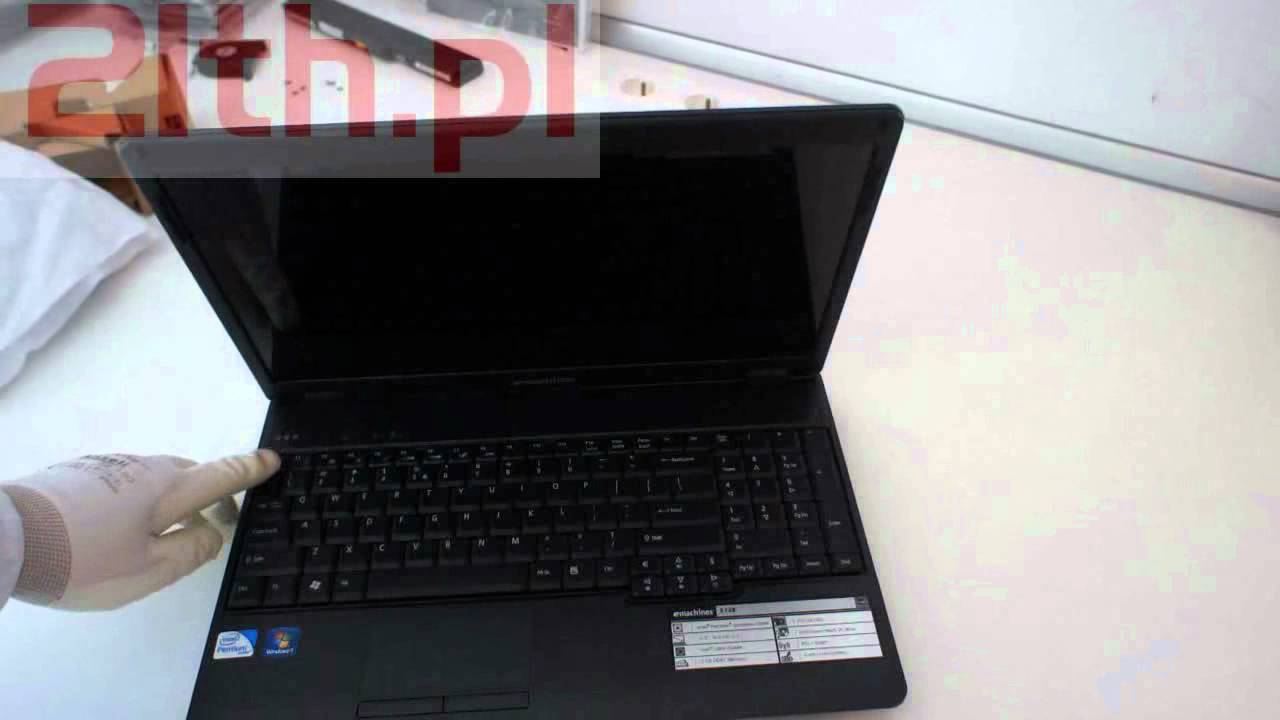 Acer emachines e725-433g25mi, вид аккумулятора