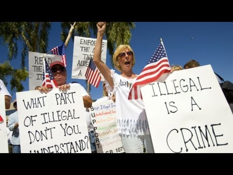 Anti-Immigration Rally: Hispanic Children Will Turn Massachusets Into Mexichusetts klip izle