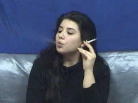 Smoking Girl.wmv Video