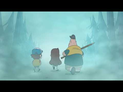 5 Слендерменов, Замеченных в Детских Мультфильмах