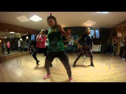 Passa Passa Dance Studio - Dancehall Workshops Z Kasią Prus- 01.03.2014