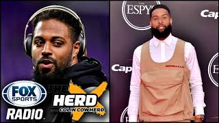Colin Cowherd - Should We Believe in the Browns' Hype and Cam Jordan on an 18 Game NFL Schedule