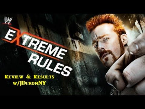 WWE Extreme Rules 2013 Review & Results: Lesnar Wins, Ryback Finishes Cena & Believe In The Shield