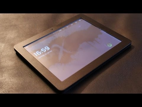 Odys Loox Unboxing + Review & Odys Chrono Tablet PC First Look German/Deutsch