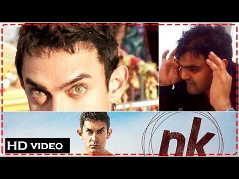 PK Hairstlye - Aamir Khan New Look - By Sanjeev Pandey
