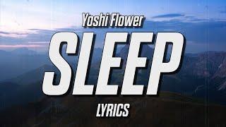 Yoshi Flower - Faking Sleep
