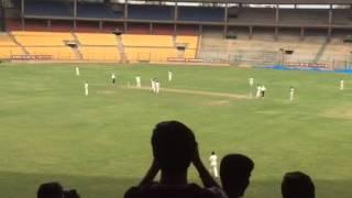 KL Rahul's triple century