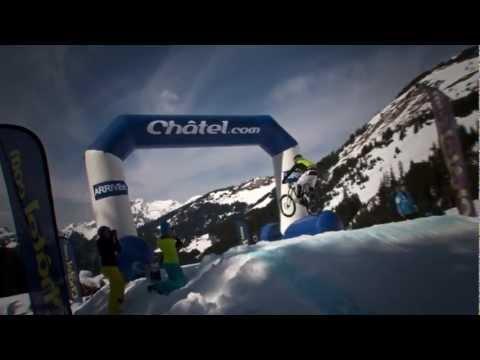 SnowWeek end 2013 à Châtel: le reportage