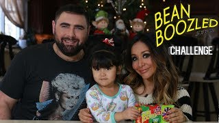 SNOOKI DOES THE BEAN BOOZLED CHALLENGE WITH JOEY AND GIOVANNA