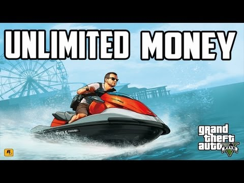 GTA 5 - Unlimited/Infinite Money Glitch! How To Make Money FAST! (Grand Theft Auto 5 Gameplay)