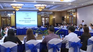 TP Hồ Chí Minh: Tọa đàm công nghệ thông tin tạo đột phá trong dịch vụ lưu trú