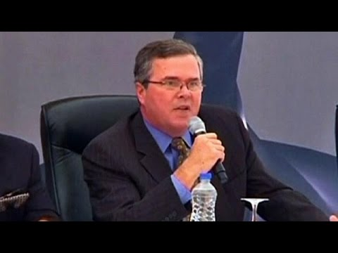 جيب بوش يتجه لإعلان ترشحه للرئاسة الأمريكية