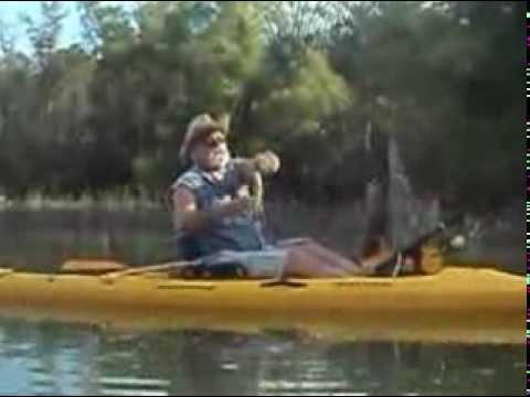 Filed & Stream Eagle Talon 12 Kayak