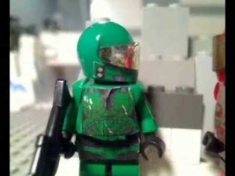 Lego Halo: The Good, The Bad, the Halo Part 1