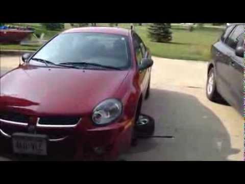Dodge Neon Front Sway Bar Link