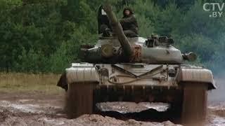 День танкиста отметят в Беларуси 10 сентября