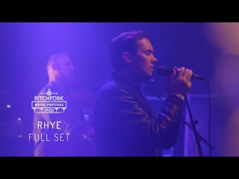 Rhye   Full Set   Pitchfork Music Festival Paris 2015   PitchforkTV