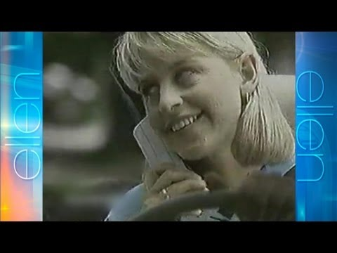 Ellen's Commercial from 1992!