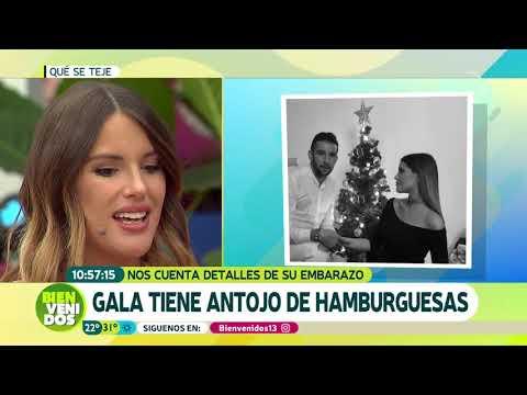 Los curiosos antojos de Gala Caldirola | Bienvenidos