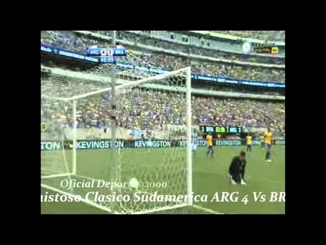 Lionel Messi La Leyenda Futbol Asi Lo Viven Los Relatores TV Y La Hinchada 2012