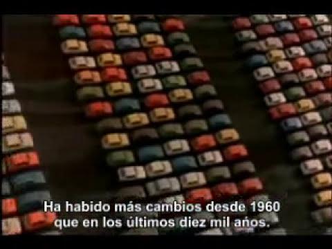 Terence McKenna subtitulado en español - Aceleración del Tiempo