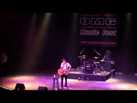 Jacob Whitesides - You're Perfect - OMG Fest at Plaza Live in Orlando - 8/29/14