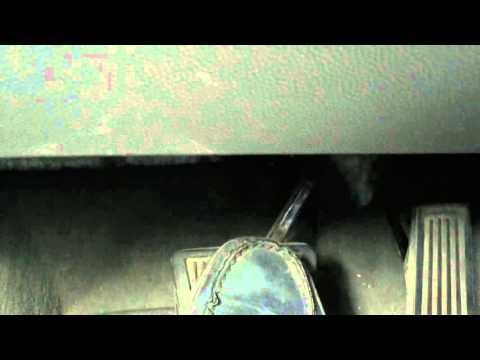 Sound hear energy pressing BRAKE on Kia Soul EV