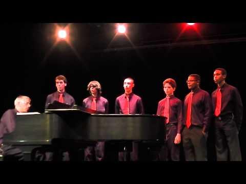 Valentine Cabaret 2014 - McLean School of Maryland Upper School Chorus - 02/26/2014