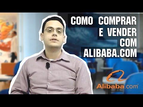 Como comprar e vender no Alibaba Brasil