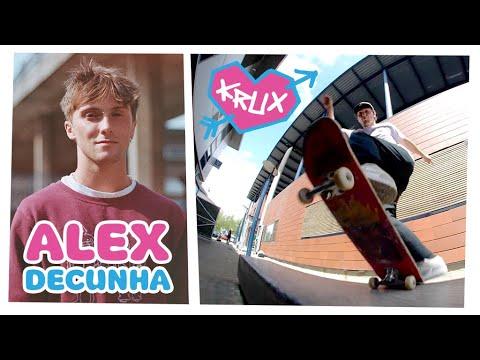 Alex Decunha FULL PART! | Krux Trucks