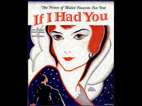 Irving King - If I Had You