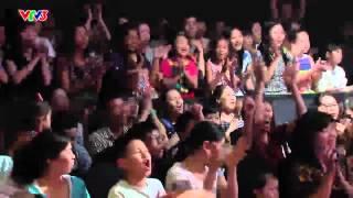 Bước nhảy hoàn vũ nhí - Phần 6 - 08/08/2014