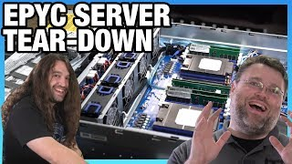 128-Core AMD Epyc Rome Server Tear-Down, ft. Level1Techs