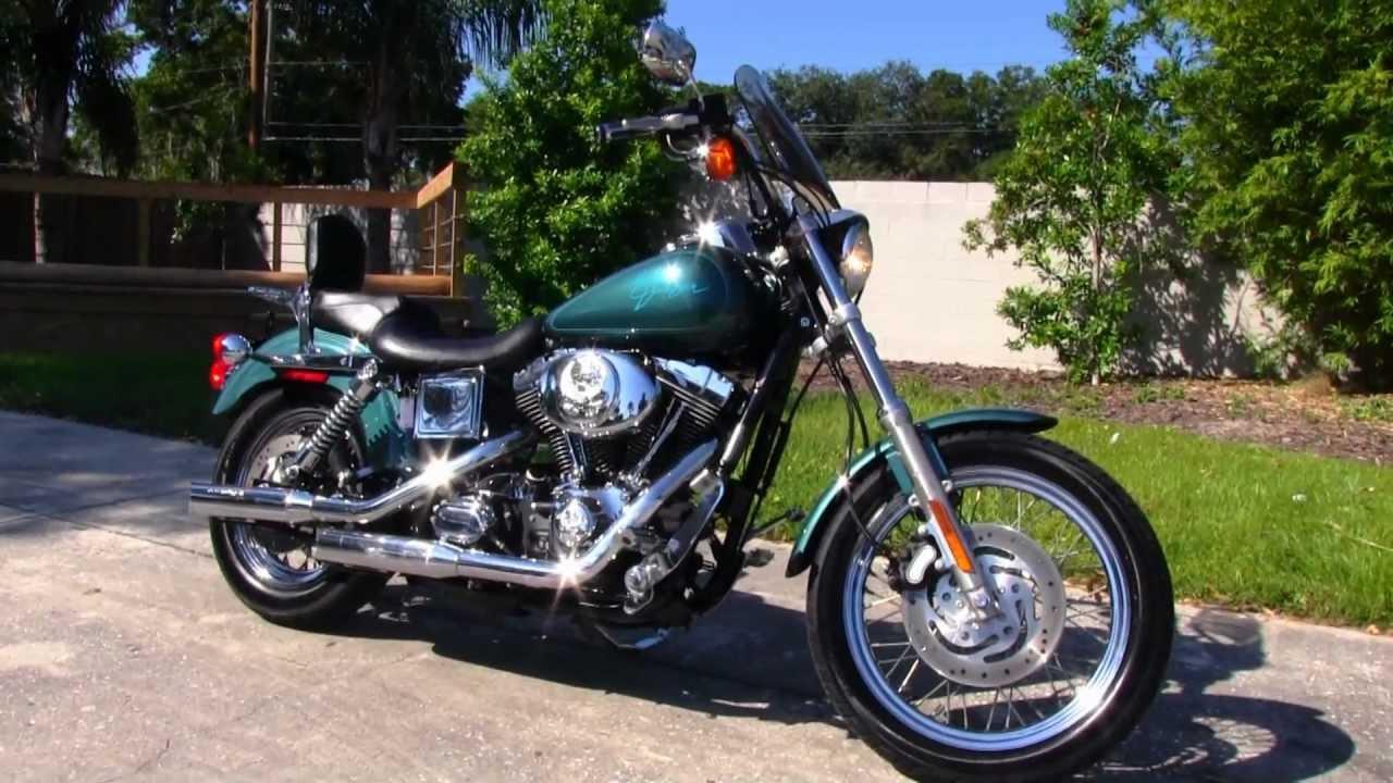 Used Harley Davidson Dyna Low Rider