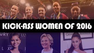 14 Kick-Ass Women of 2016