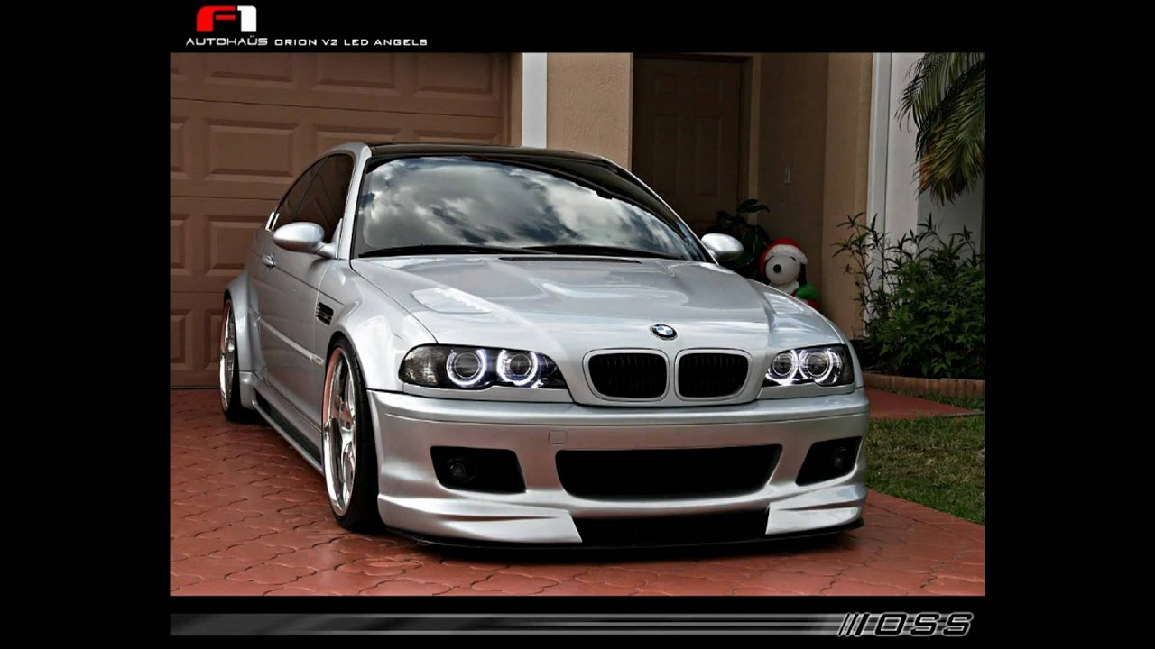 Bmw E46 Tuning Cars Youtube