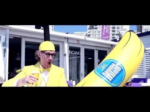 Huub Hangop - Op Een Banaan (Ft. DJ Maurice)