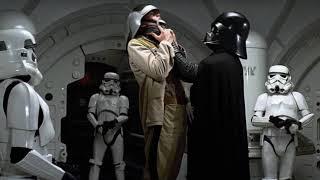 Spot-On Darth Vader Impression