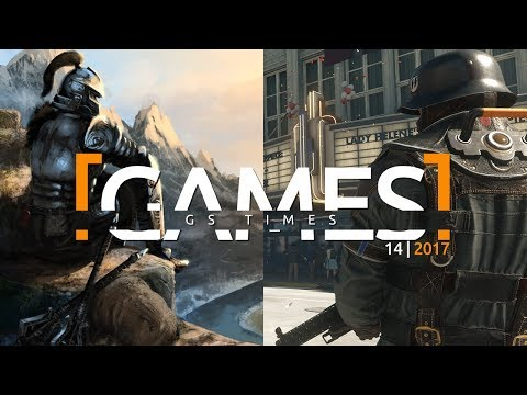 GS Times [GAMES] 14 (2017). The Elder Scrolls 6, Black Mesa, South Park: TFBW   Главные новости игр