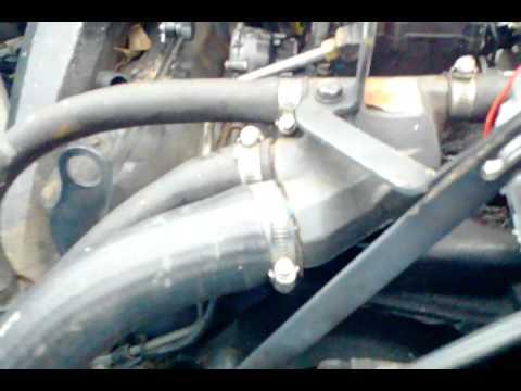 1989 gm chevy V6 4.3L inboard omc cobra outboard