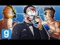 Gmod Ep. 57 SANDBOX! - RAGDOLL FIGHT MODE! (Garry's Mod Funny Moments)