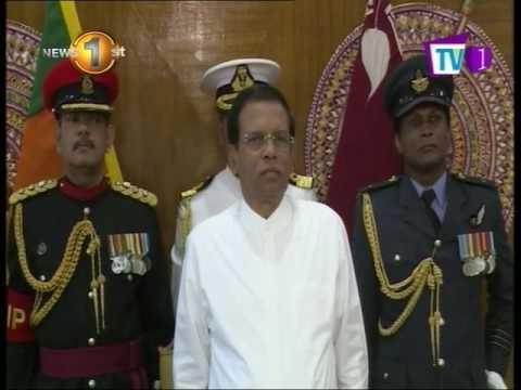 priyasath dep sworn |eng