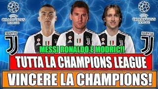 VITTORIA DELLA CHAMPIONS LEAGUE!? O FALLIMENTO?! TUTTA LA CHAMPIONS LEAGUE DELLA JUVENTUS!!