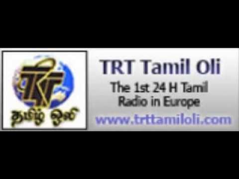 TRT Tamil Oli live radio online