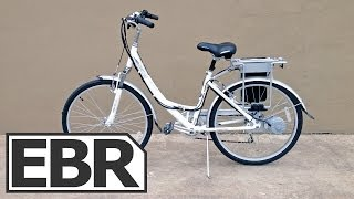 eZip Trailz Commuter Video Review - Cheap Electric Bike Sold Online, at Walmart and Amazon