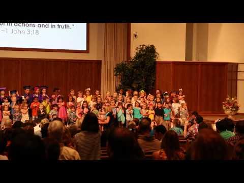 Sonshine School verse - 01/12/2014