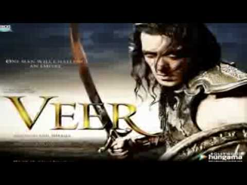 Surili Akhiyon Wale lyrics on screen- Veer - With video.flv
